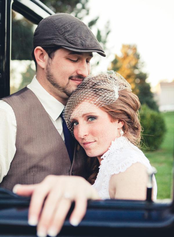 Sarah and Ryan's Rustic Country Wedding