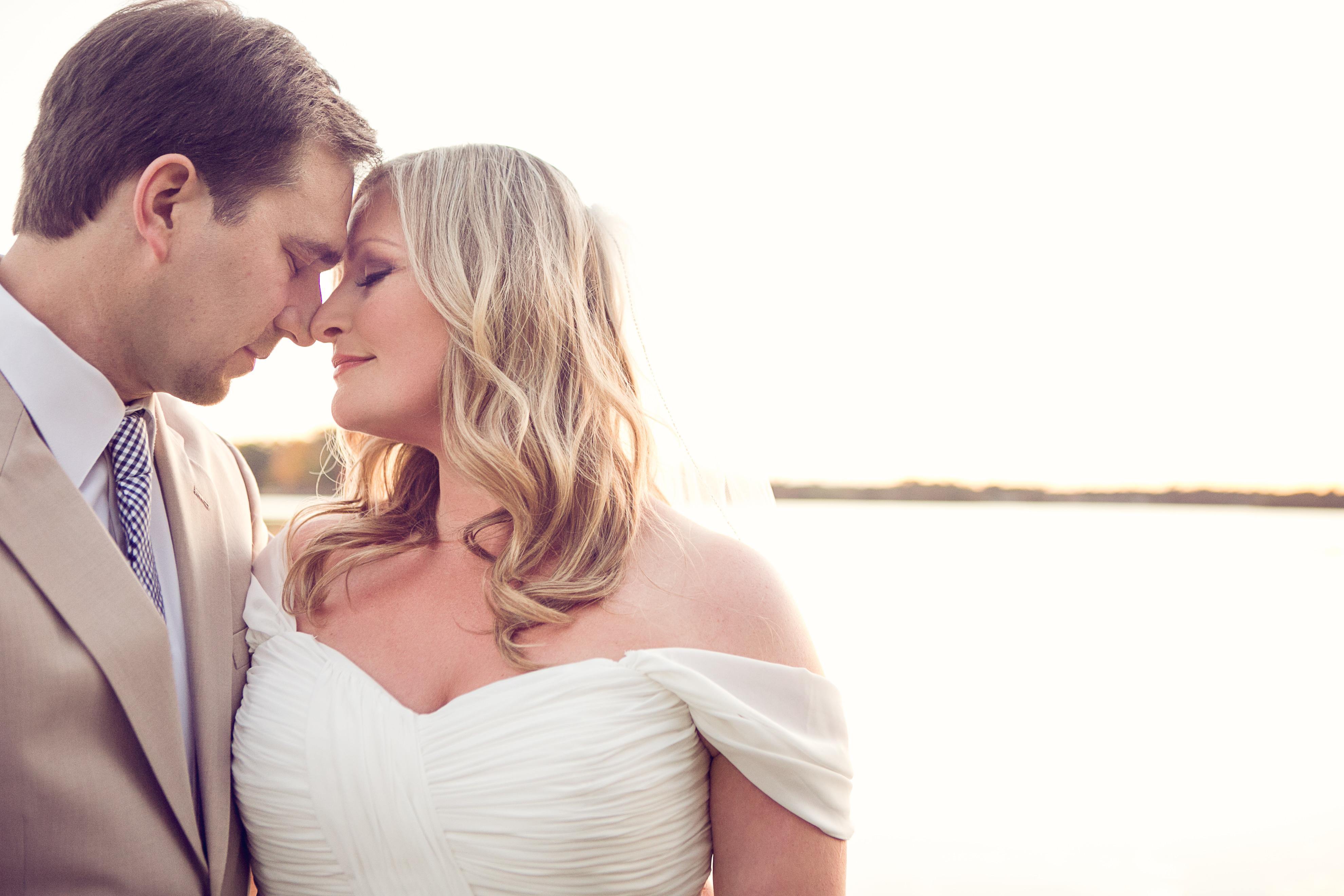 Private UpNorth Wedding of Andrea + Dan